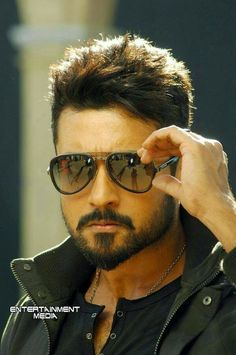 Anjaan Movie FirstLook Images Photos Gallery In HD - Actor Surya Masss Movie First look Trailers Teaser Songs Posters Stills Handsome Celebrities, Indian Celebrities, Handsome Actors, Handsome Boys, Actor Picture, Actor Photo, Bollywood Couples, Bollywood Actors, Indian Beard Style