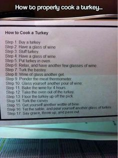 076f40b5 How to properly cook a turkey Thanksgiving Turkey, Happy Thanksgiving,  Thanksgiving Ecards, Thanksgiving