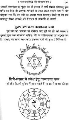 Vedic Mantras, Hindu Mantras, Hoodoo Spells, Hindi Books, Sanskrit Mantra, Tantra, Yoga, Shiva, Astrology