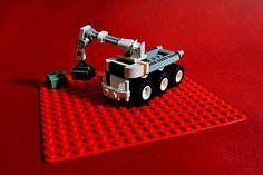 Mars Mission crane truck