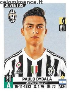 Calciatori Card Front n. Fifa, Football Stickers, Juventus Fc, Adidas, Tumblr Stickers, My Forever, Turin, Soccer Players, Messi
