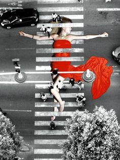 Crosswalk by Soli Art, via 500px