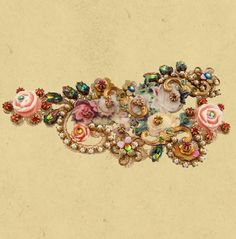 Michal Negrin BROOCH 12011http://pinterest.com/itsomeee/
