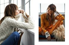 Cover Story | Behati Prinsloo Photospread | Magazine | NET-A-PORTER.COM