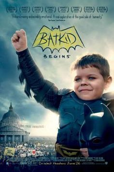 Batkid Begins: The Wish Heard Around the World - For just one day, young leukemia patient Miles Scott lives out his dream as a tiny superhero, fighting crime and battling bad guys in Gotham City.