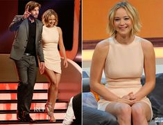 Jennifer Lawrence In 3.1 Phillip Lim – Wetten, dass..