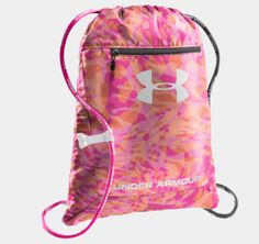 UA Hustle Sackpack | 1239375 | Under Armour US