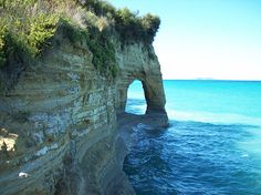 Canal d'Amour auf Korfu