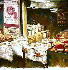 Beni Gassenbauer - Watercolors