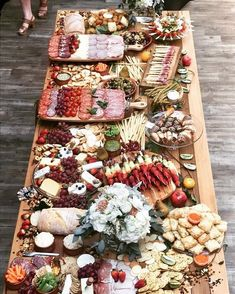 Grazing Station charcuterie board