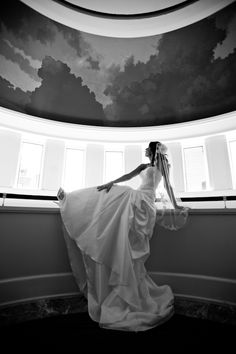 Bass Hall, Fort Worth - Bridal Portriats