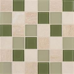 Accent Gallery Seagrass Blend - Mannington - Ceramic & Porcelain Tile | Lawson Brothers Floor #flooring #Stl #Tile