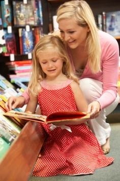 Photo about Mother and daughter in bookshop looking at a book. Image of indoors, four, buying - 10971835 All Schools, Travel Illustration, Girl Day, Days Out, Fun Learning, Royalty Free Stock Photos, Daughter, Cute, Blog