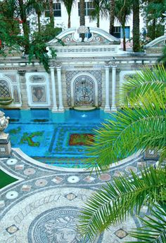 Inside the Versace Mansion.