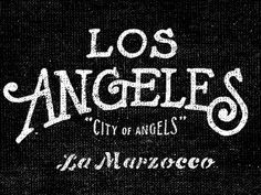 L. A. O. K. ! by Jon Contino   typography