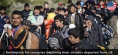Retribution for countries declining their citizens deported from US - Republicans