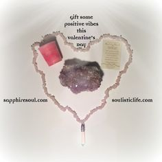 #Manifest some #miracles. Gift sapphiresoul.com for Valentine's day. To a friend, a lover, your soul.