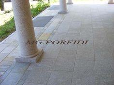 pavimentazione in lastre di luserna | MG PORFIDI