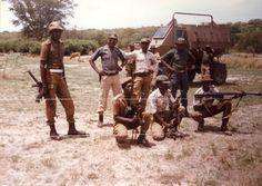 1988 Unita : Near Katwitwi. Sector 20.