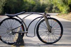Jeff Tiedeken's Gravity Bike Gets up to 60mph. http://www.core77.com/blog/object_culture/jeff_tiedekens_gravity_bike_gets_up_to_60mph_18966.asp