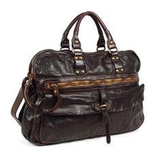 Leather Business Bag, FIBONACCI by Campomaggi | Marcopoloni