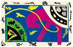 Matisse. Jazz1947