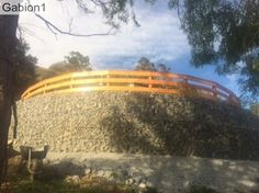 1000 Images About Landscaping Gabion On Pinterest