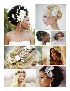 Gorgeous for brides and flower girls
