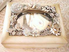 Vintage jewerly box