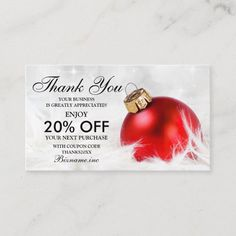 Christmas Thank You For Your Order Insert Card #thank #you #for #your #order Corporate Christmas Cards, Business Holiday Cards, Business Thank You Cards, Unique Business Cards, Xmas Cards, Corporate Business, Christmas Thank You Gifts, Christmas Fun, Appreciation Cards
