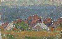 Composition from Bornholm by Olaf Rude