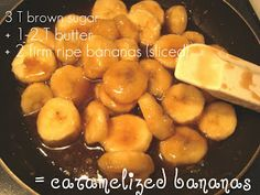 shaken together: {taste this} vanilla french toast with caramelized bananas
