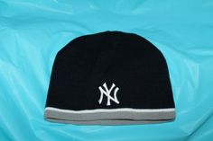 f9715746471 New York Yankees Genuine Winter Knit Hat Acrylic One Size Youth Juniors   NewYorkYankees  hat