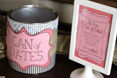 Bridal Shower Games, Activities, Themes, and Prizes   Printables