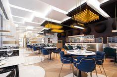 Gaga Chef by COORDINATION ASIA in Shenzhen/China | #restaurant #bar #cafe #interior #design #shenzhen #coordination #asia  #fine #dining