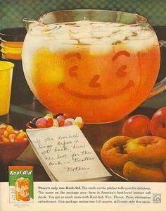 Kool-Aid, Halloween 1960