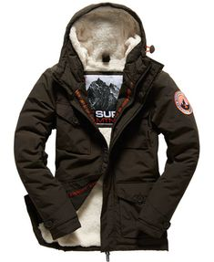 "Superdry ""Military Everest Coat"""
