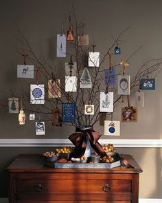 Holiday Card Displays - Curated by Jeanne Omlor | kirtsy