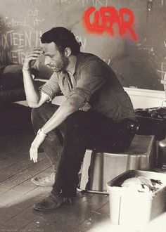 "Perfect. Episode. The Walking Dead - Season 3 - Episode 12 (""Clear"")"