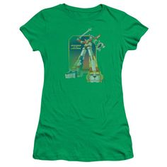 Voltron: Distressed Defender Junior T-Shirt