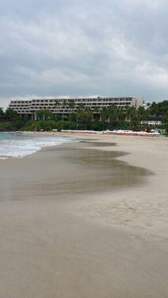 The Mauna Kea Hotel Hawaii My Dream Home, Hawaii, Architecture, Building, Beach, Water, Outdoor, Construction, Water Water