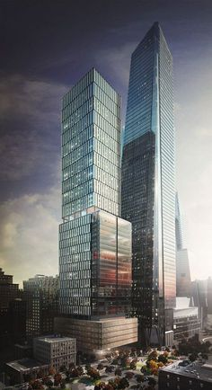 YIMBY has the latest news of the mixed-use development site at 50 Hudson Yards, in Midtown West.