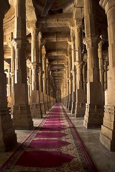 ॐ 700 year old ancient Hindu Temple, India. Hindu Architecture- World Heritage Site, India. 卐