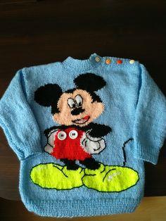 Micky Mouse pro Martínka leden 2016