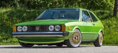 Best Investment: 1976er VW Scirocco US-Modell im Topzustand