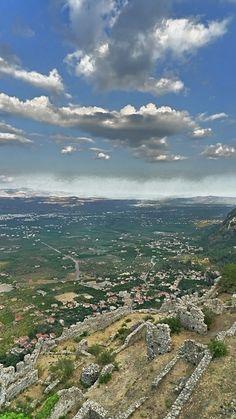 Mystras - Lakonia, Peloponnisos, Greece
