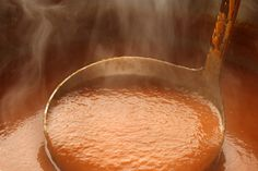 Tomato soup... Mmmmmm!