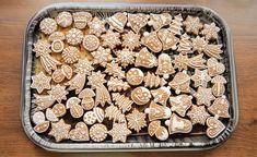 Mini christmas gingerbread