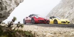 The new Alfa Romeo 4C Spider convertible: exhilaration exposed! Discover the Sky Experience. Build your custom car model. See the gallery, price  and  specs.