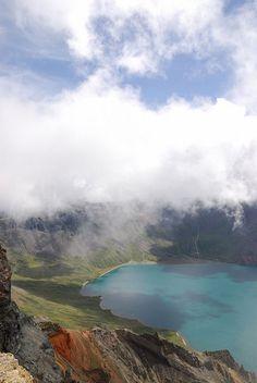 Heaven Lake, China